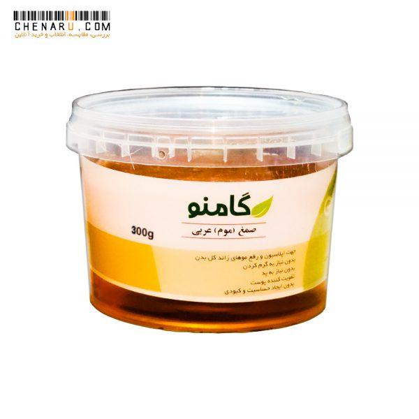 موم / صمغ عربی اپیلاسیون 300 گرمی گامنو