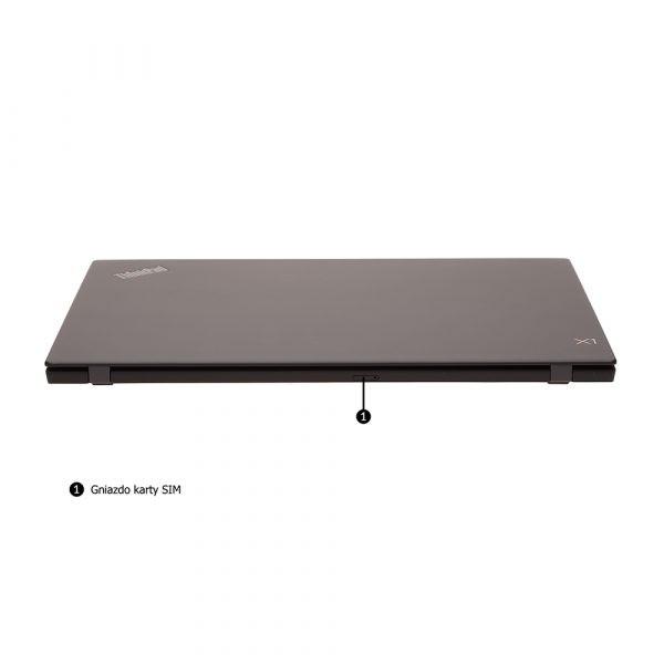 لپ تاپ استوک Lenovo ThinkPad X1 Carbon Gen 7